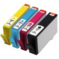 4 x HP 564 564XL ink cartridges for HP564 HP564XL