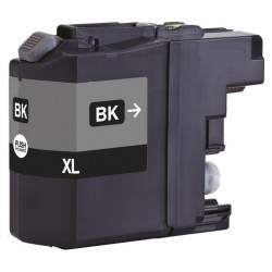 Brother Compatible LC-137XLBK LC-137 Black Ink Cartridge High Capacity
