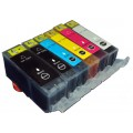 12 x Canon PGI-520BK CLI-521 Ink Cartridges For Canon MP980 MP990
