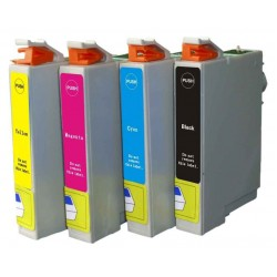 8 x Epson 200 T2001-4 Ink Cartridges - Two Sets