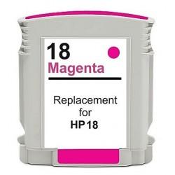 HP18 Magenta Ink Cartridge