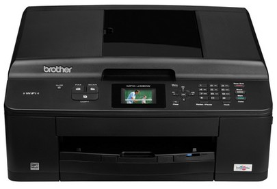 Brother MFC-J430W Ink Cartridges