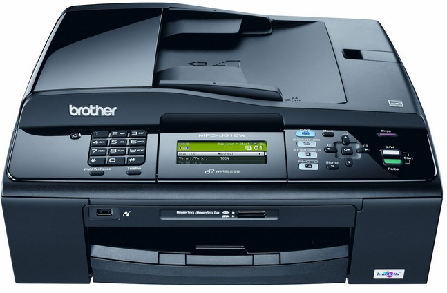 Brother MFC J615W Ink Cartridges