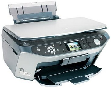 Epson Stylus Photo TX650 Printer