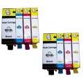 8 x HP 920 920XL Ink Cartridges - Two Sets