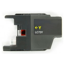 Brother LC40 LC73 LC77 XL Yellow Ink Cartridge