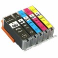 Two sets Canon PGI-680XXL CLI-681XXL Compatible Ink Cartridges