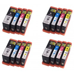 16 x Lexmark 150 150XL Ink Cartridges for Pro715 Pro915 S315 S415 S515