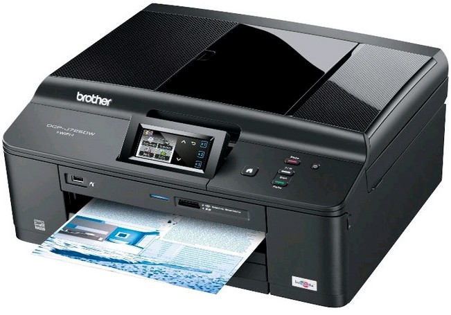 Brother DCP J725DW Ink Cartridges