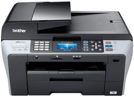 Brother MFC 6490CW Ink Cartridges