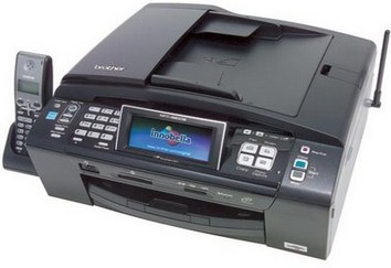 Brother MFC 990CW Ink Cartridges